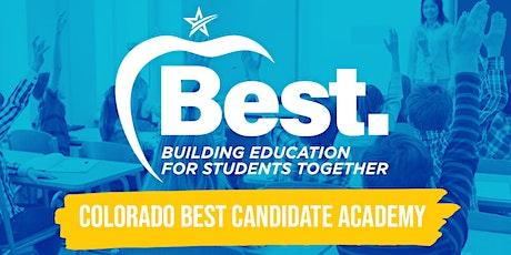 Parents Know BEST Tour -  Colorado BEST Candidate Academy tickets