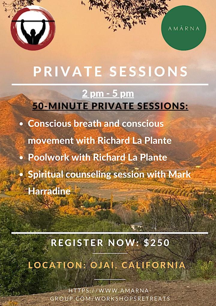 Healing Retreat - Ojai image