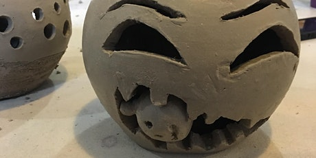 Clay Pumpkin Carving tickets