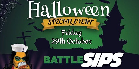 BattleSips™  Halloween Special, Castlederg tickets