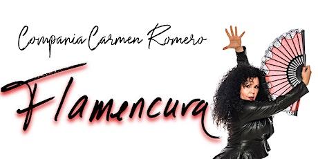 PASS Presents: Flamencura by Compañia Carmen Romero tickets