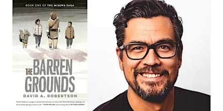 Author Visit with David A. Robertson tickets