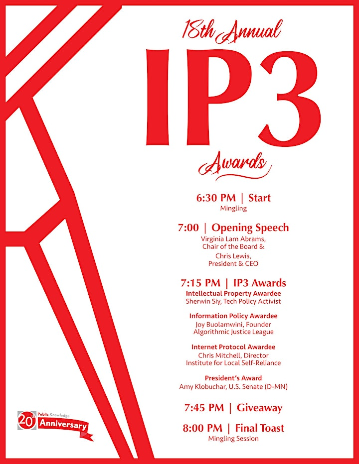 18th Annual IP3 Awards image