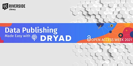 Data Publishing Made Easy with Dryad tickets