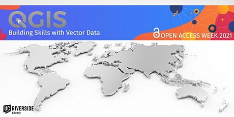 QGIS: Building Skills with Vector Data tickets