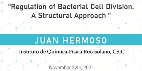 Regulation of Bacterial Cell Division. A Structural Approach tickets