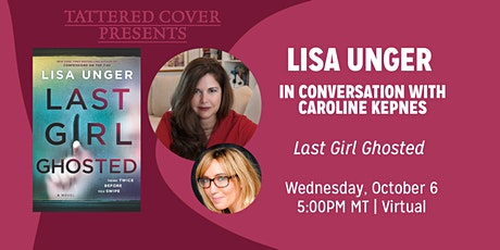 Livestream with Lisa Unger and Caroline Kepnes Tickets