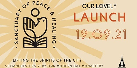 FREE EVENT   Launch of The Sanctuary of Peace & Healing (SOPH) tickets
