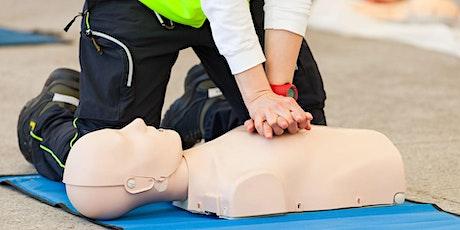 SQA Accredited Emergency First Aid Glasgow tickets