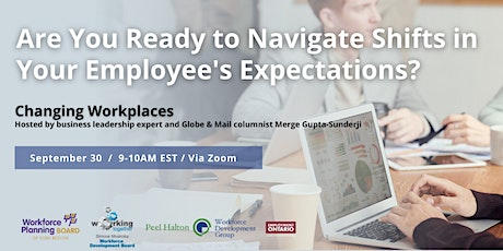 Are you ready to navigate shifts in your employee's expectations? tickets