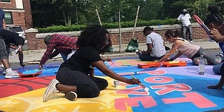 ROWNTREE MILLS RAVINE MURAL // Painting Day tickets