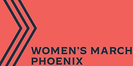 Women's March Phoenix  2021 tickets