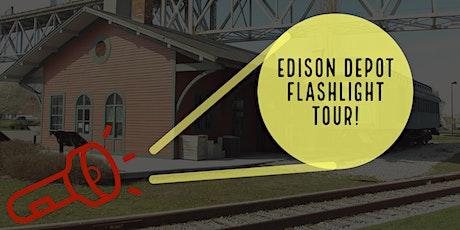 90th Anniversary of Thomas Edison's Death- Flashlight Tour! tickets