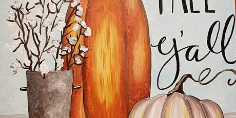 Paint & Sip At Georgie O's tickets