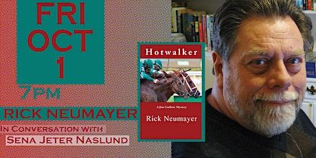 Rick Neumayer in conversation with Sena Jeter Naslund tickets