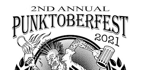 2nd Annual Punktoberfest tickets