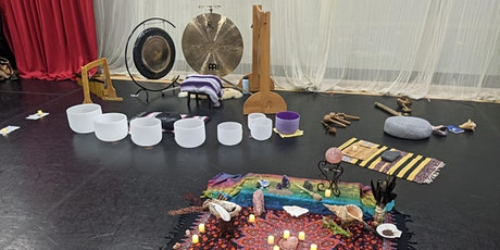 Sacred Cacao Ceremony and Sound Bath Experience tickets