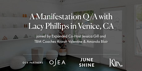 To Be Magnetic LA: A  Live Event with Lacy Phillips tickets