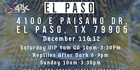 Show Me Reptile & Exotics Show (El Paso, TX) tickets