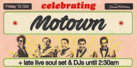 Celebrating Motown tickets
