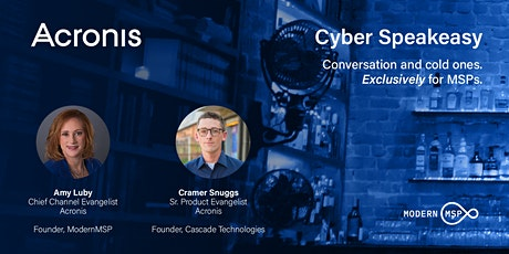Cyber Speakeasy entradas