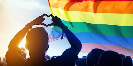 LGBTQIA+ Writers tickets