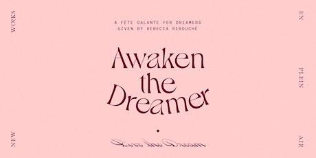 Awaken the Dreamer: Paintings by Rebecca Rebouché tickets
