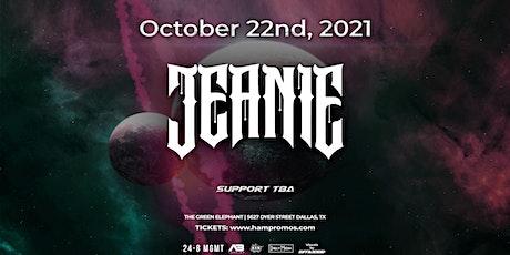 JEANIE 10/22 - Dallas, TX tickets