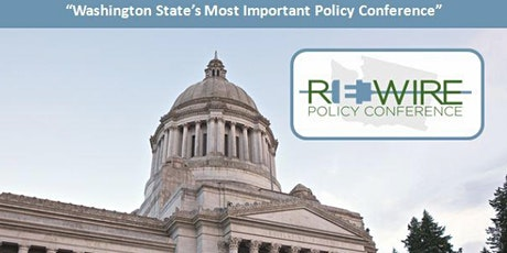 2021 Re-Wire Policy Conference tickets