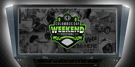 Columbus Day Weekend Festival 2021 tickets