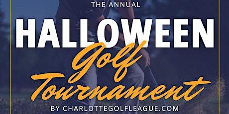 Halloween Golf Tournament tickets