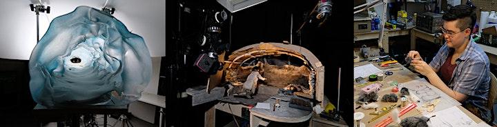 Behind the scenes of Angakuksajaujuq : The Shaman's Apprentice image