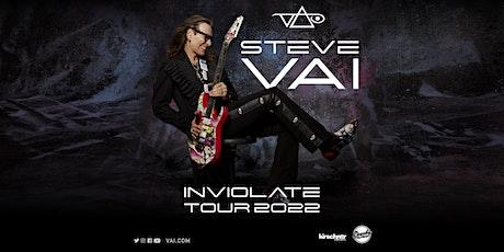 Steve Vai tickets