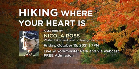 Nicola Ross - Hiking Where Your Heart is tickets