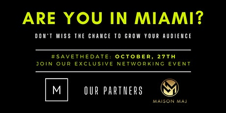 DISRUPTIVPR: Exclusive networking event to grow your audience. tickets