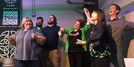 Jester's Comedy Improv Live at Torg in September tickets