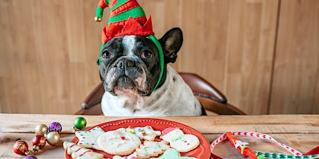 Holiday Dog Cookie Decorating tickets