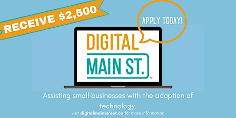 South Grenville Digital Main Street Information Session Tickets