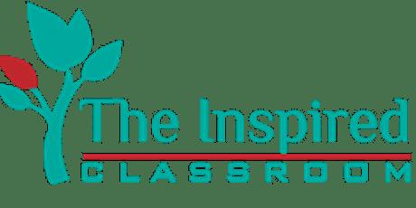 The Inspired Classroom -  Creative Teacher Self-Care Through SEAL tickets