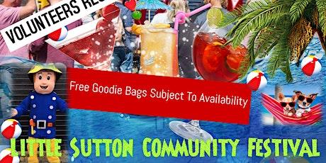 Little Sutton Community Festival tickets