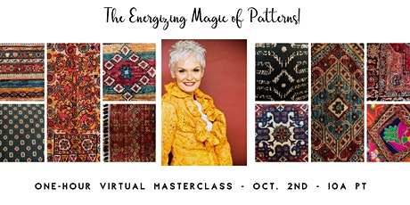 The Energizing Magic of Patterns! tickets