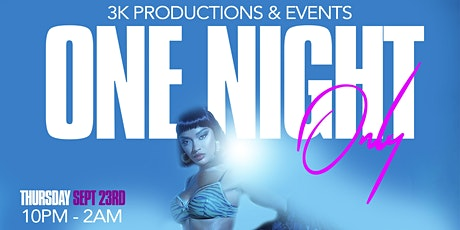 ONE NIGHT ONLY: HOMECOMING CELEBRATION tickets