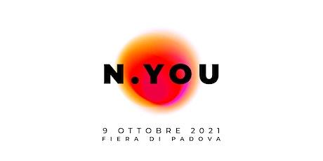 TEDxPadova - N-YOU biglietti