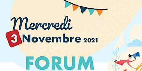Forum Agir ensemble pour l'inclusion en services de garde éducatifs billets
