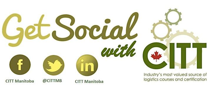 CITT Manitoba Annual Dinner and New CCLP Member Celebrations image