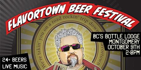 Flavortown Beer Festival tickets