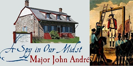 Virtual Gallery Tour: A Spy In Our Midst at the Orangetown Museum tickets
