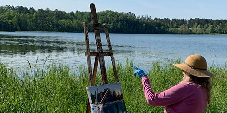 Workshop   Plein Air Landscape Painting with Gillian Bedford tickets