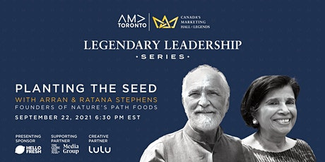 Legendary Leadership Series: Planting  The Seed tickets