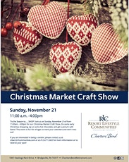 Christmas Craft Show tickets